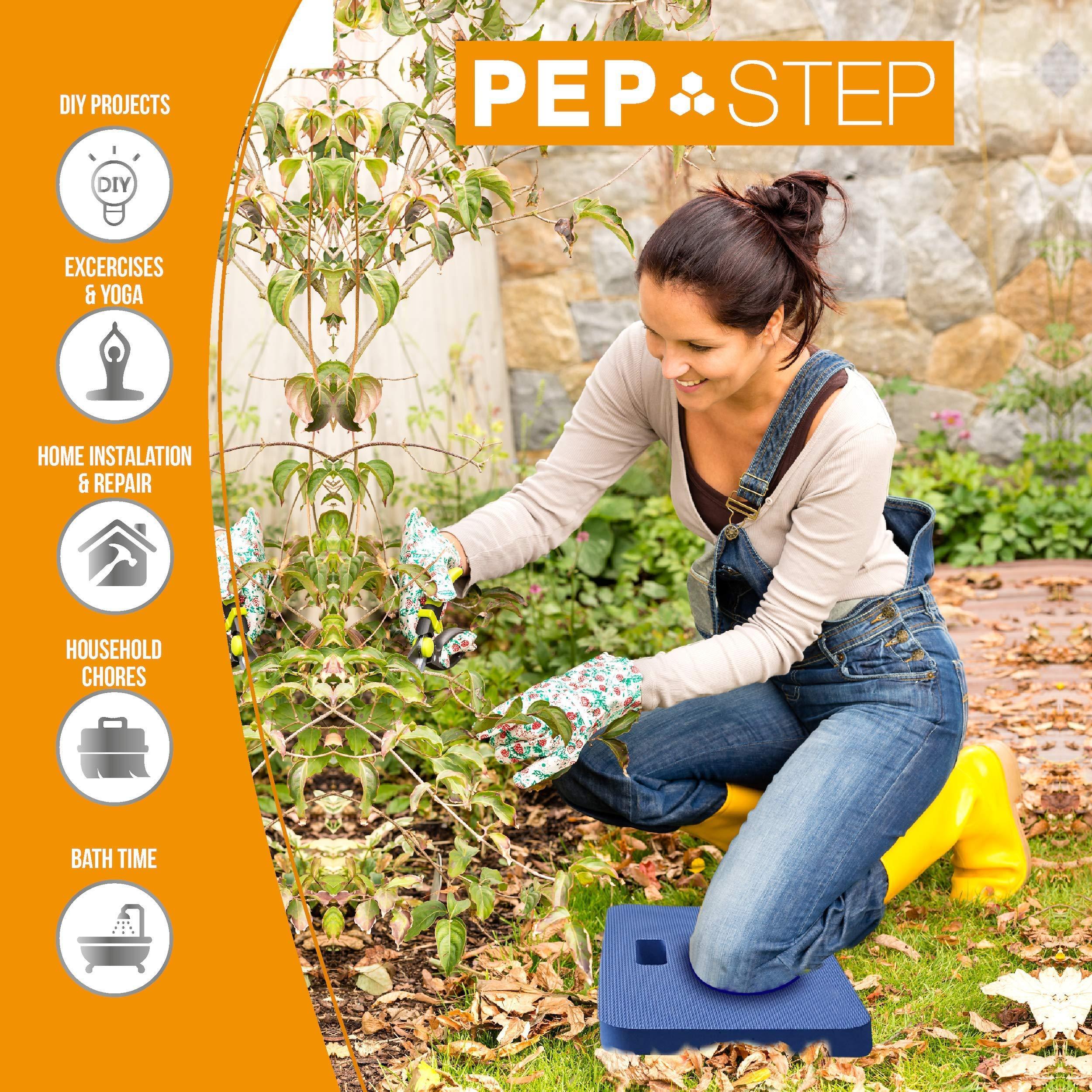 Kneeling Pad Extra Thick|Garden Kneeler|Knee Protection|Bath ...